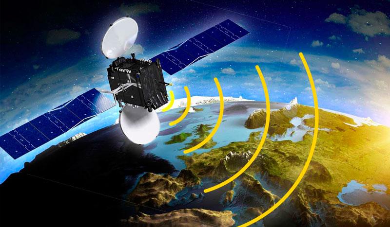 Спутниковое вещание