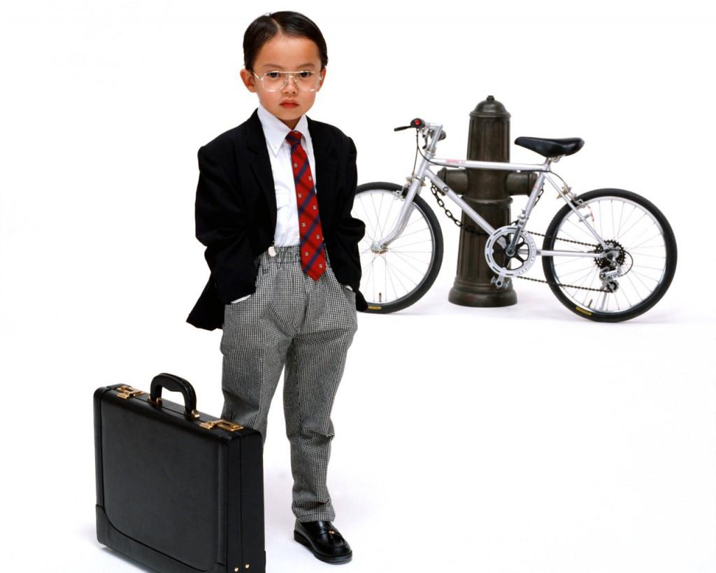 Ребенок-предприниматель