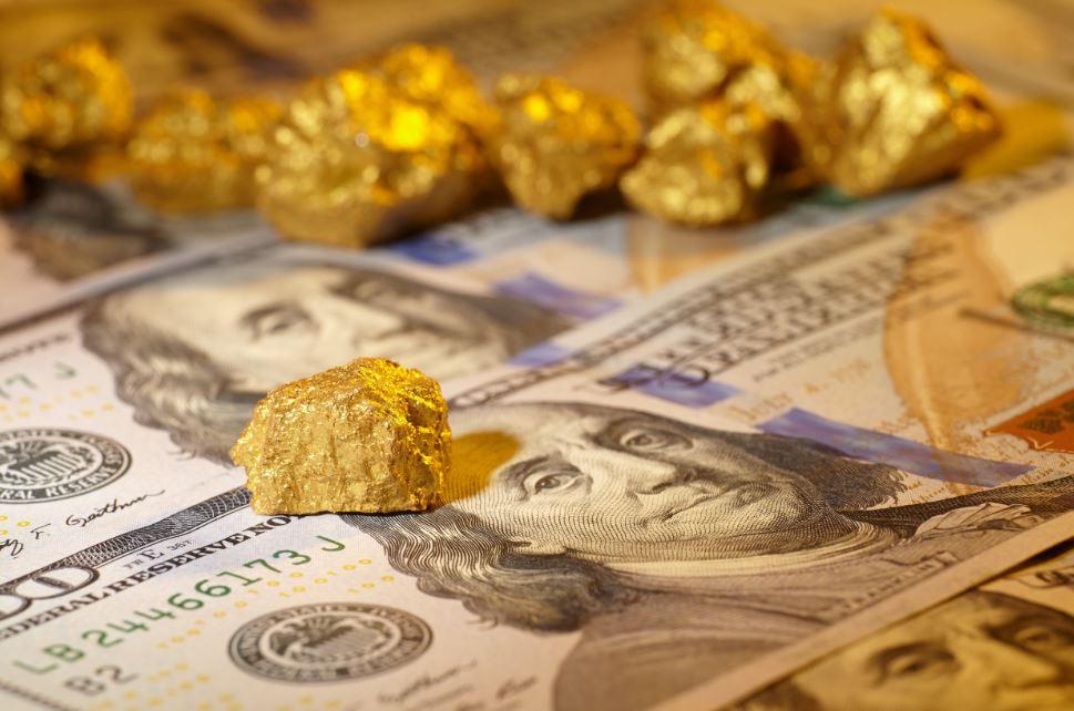 Золото и доллары 2